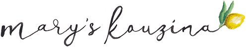 Mary's Kouzina Logo